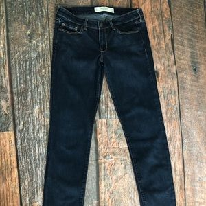 Vintage Abercrombie & Fitch Low Rise Jeans